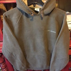 Columbia Hooded Sweatshirt L